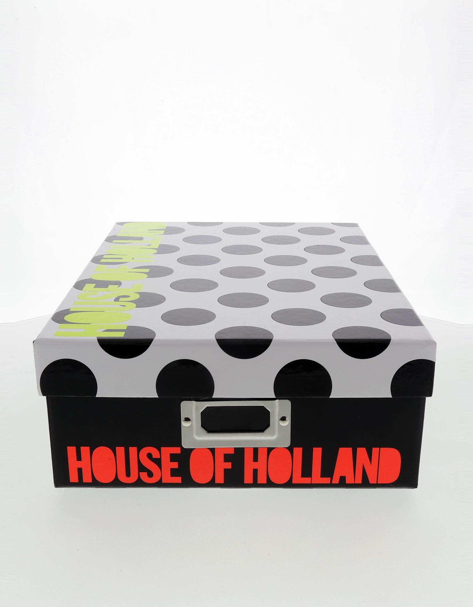 House Of Holland A4 Storage Box