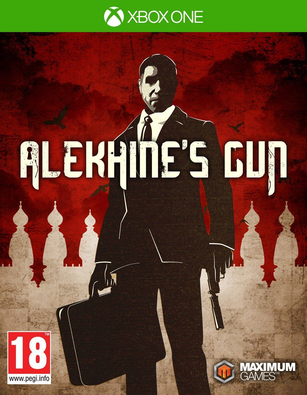 Alekhine's Gun [Pre-owned]