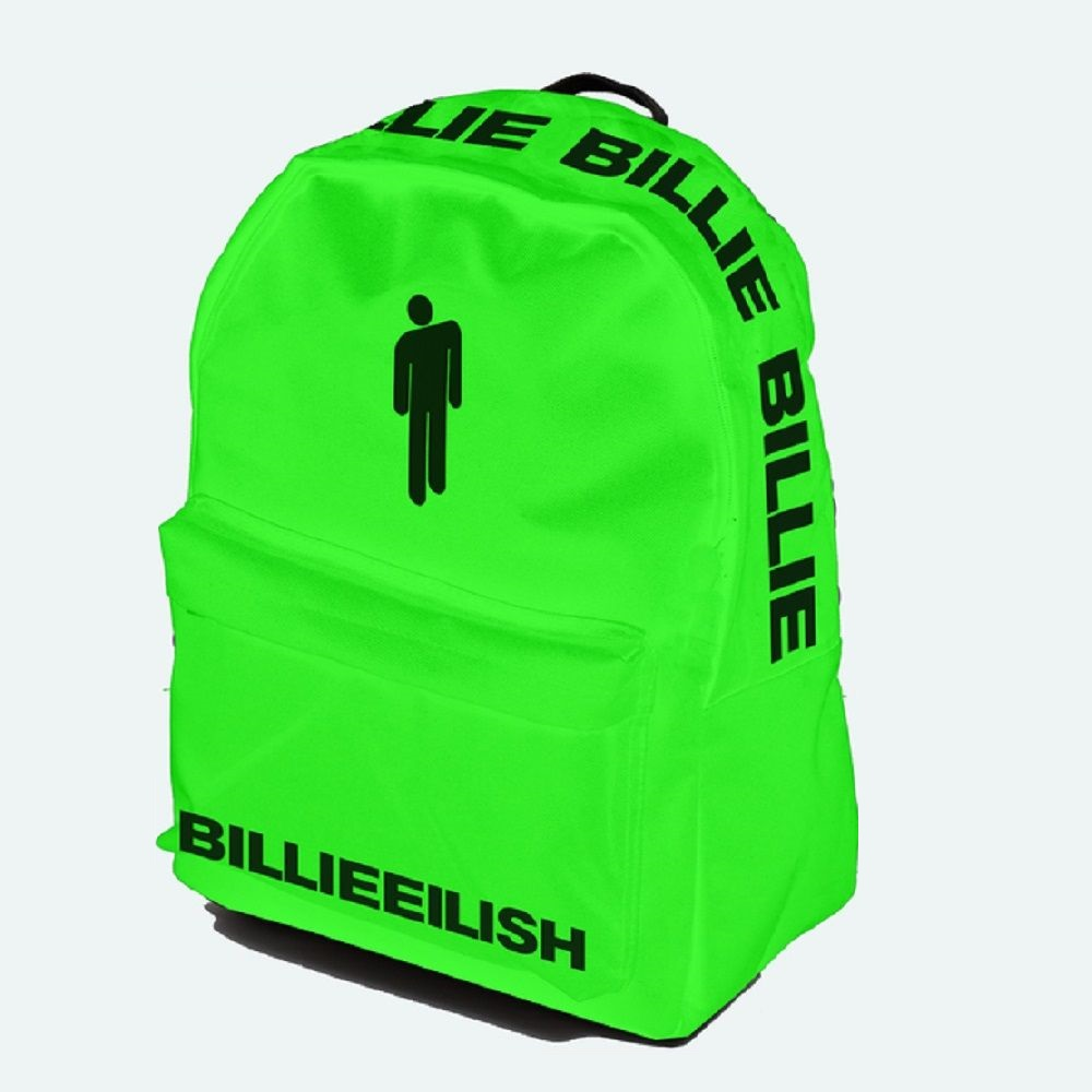 Billie Eilish Bad Guy Green Day Bag