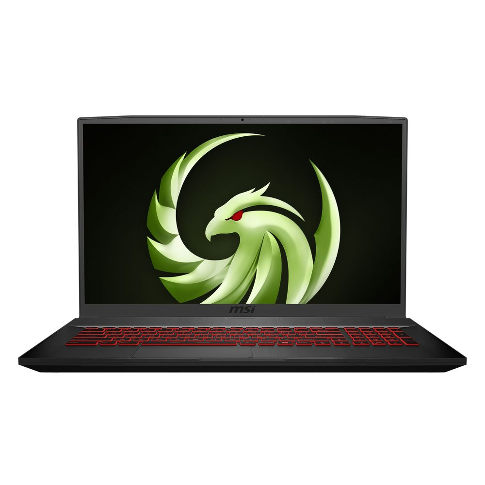 MSI Bravo 17 A4DDR Notebook PC RY7-4800H/16 GB/512 GB SSD/AMD Radeon RX 5500M 4 GB/17.3 Inch FHD Display/120Hz/Windows 10 Home Plus/Black