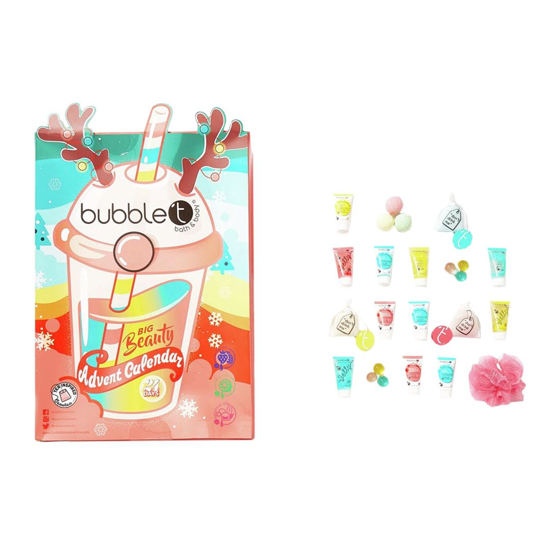 Bubble T Big Beauty Advent Calendar
