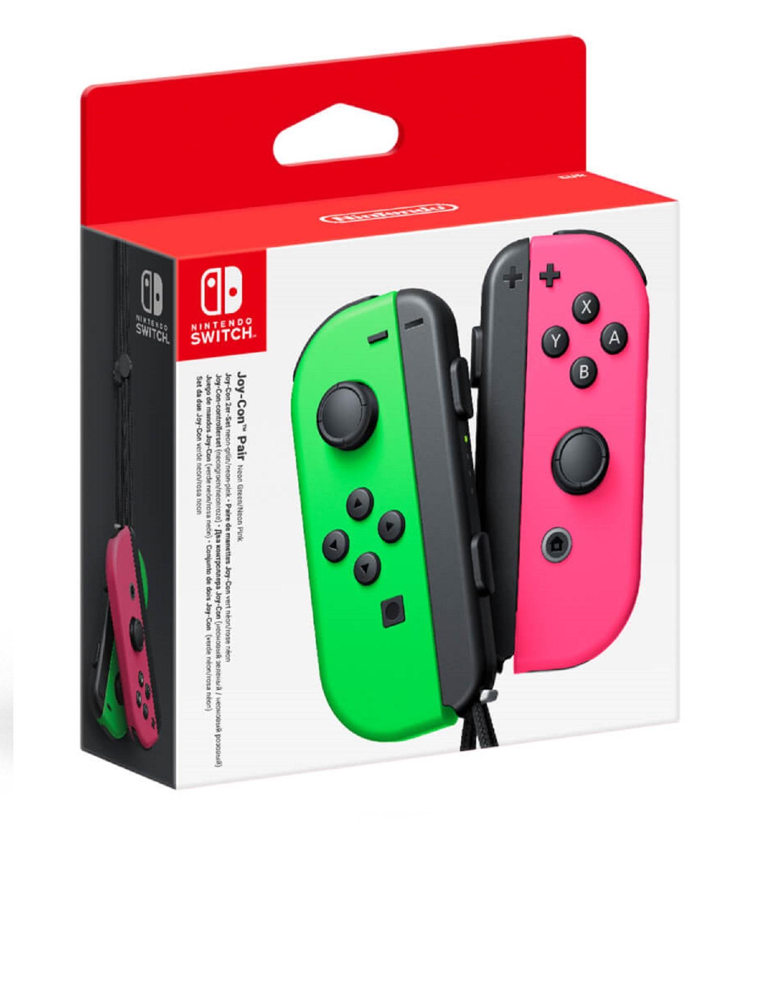 Nintendo Switch Joy-Con Controllers Splatoon 2 Edition [Pair]