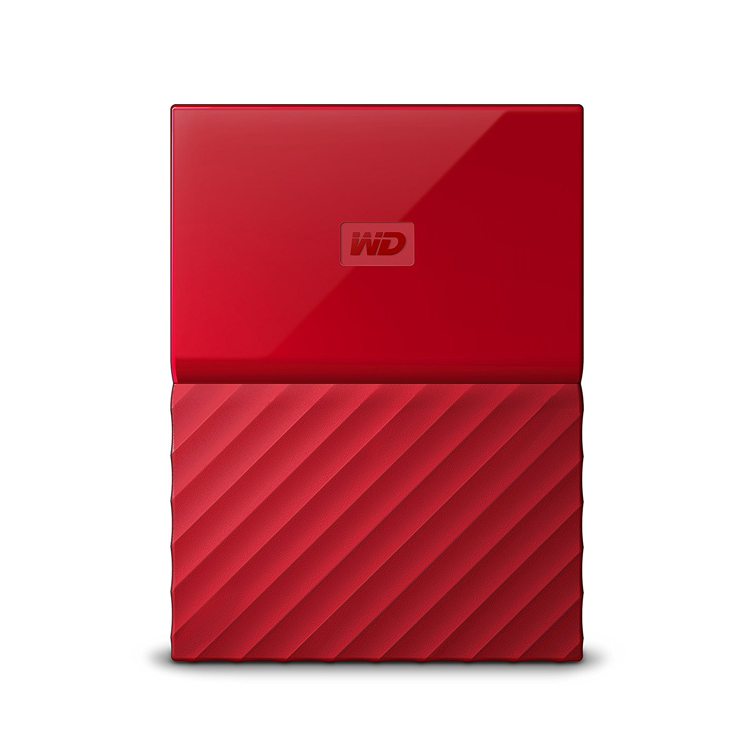 Western Digital My Passport 2TB Red External Hard Drive