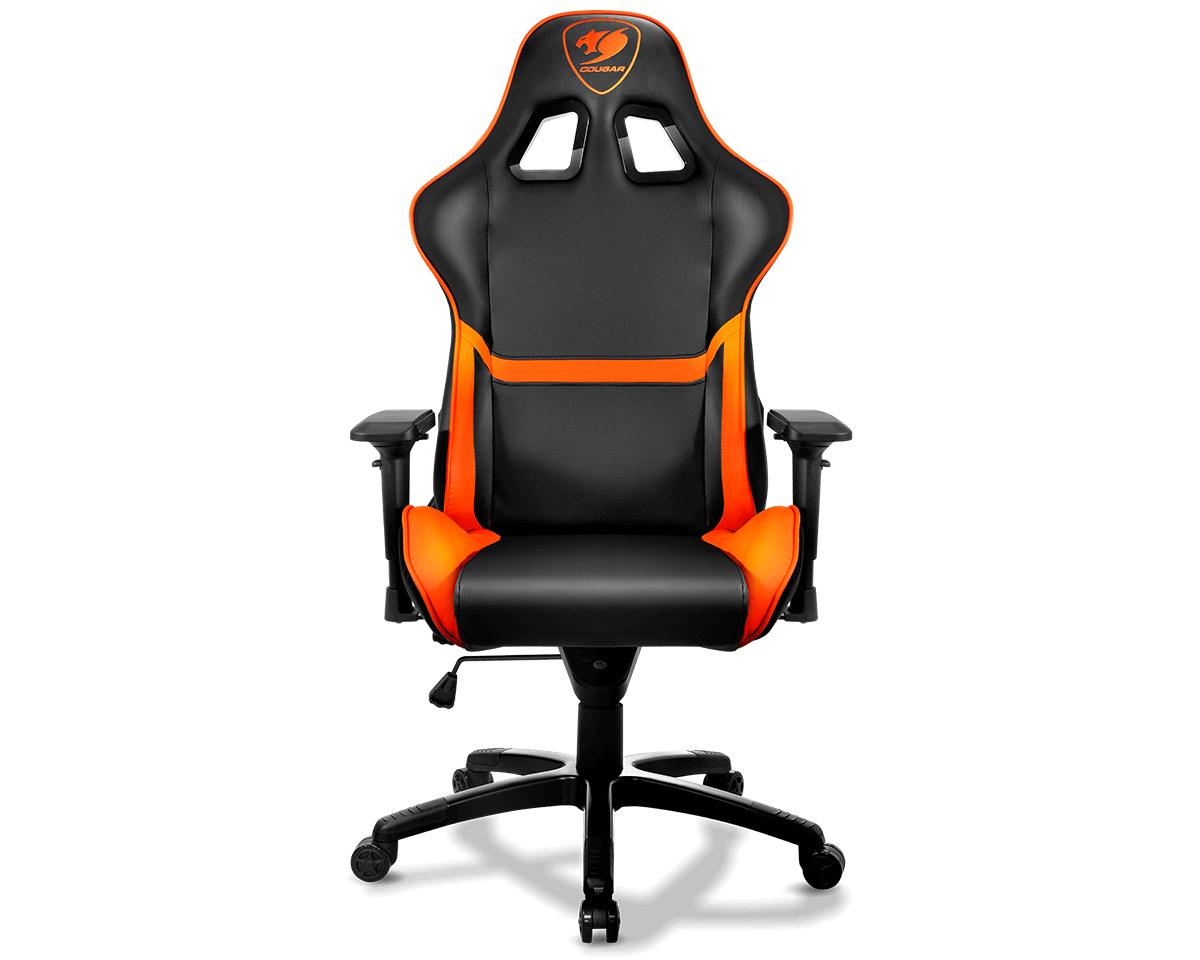 Cougar Armor Orange Gaming Chair