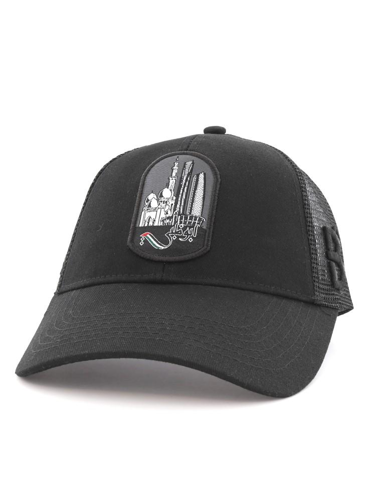 B360 B Proud with AUH Famous Landmark Cap Black