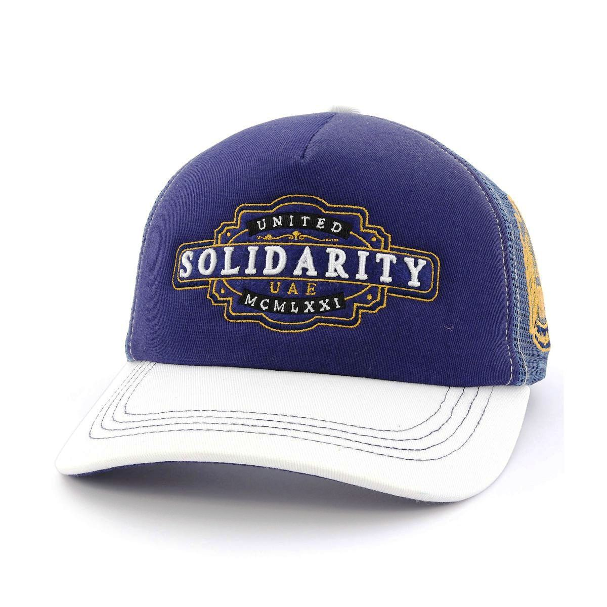 B180 Solidarity 2 Adult Unisex Cap Blue/White Limited Edition