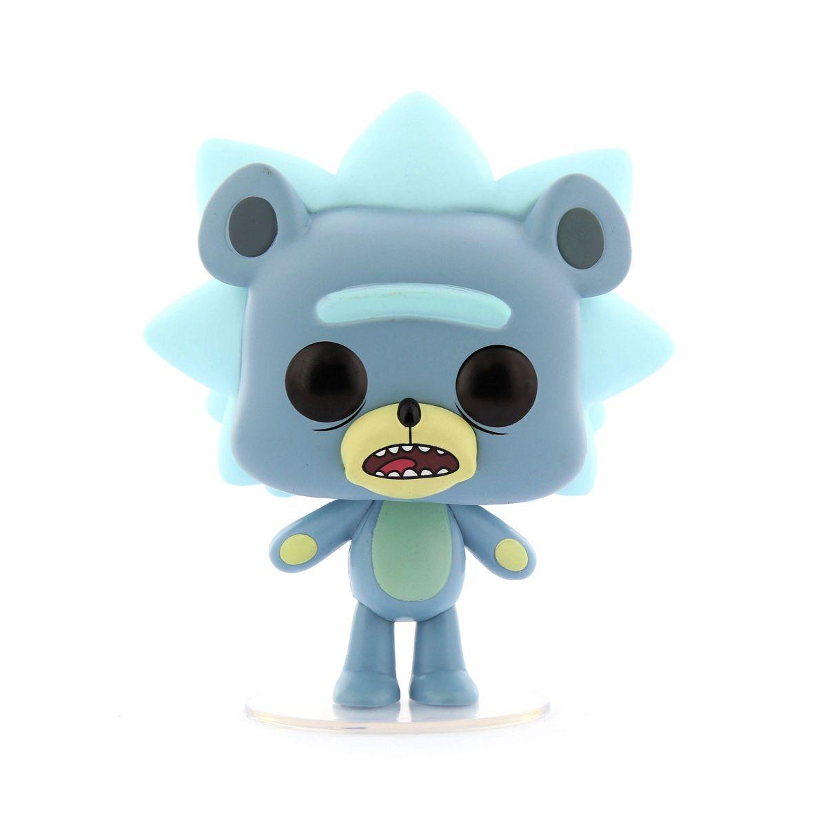 Funko Pop Animation Rick & Morty Teddy Rick Vinyl Figure