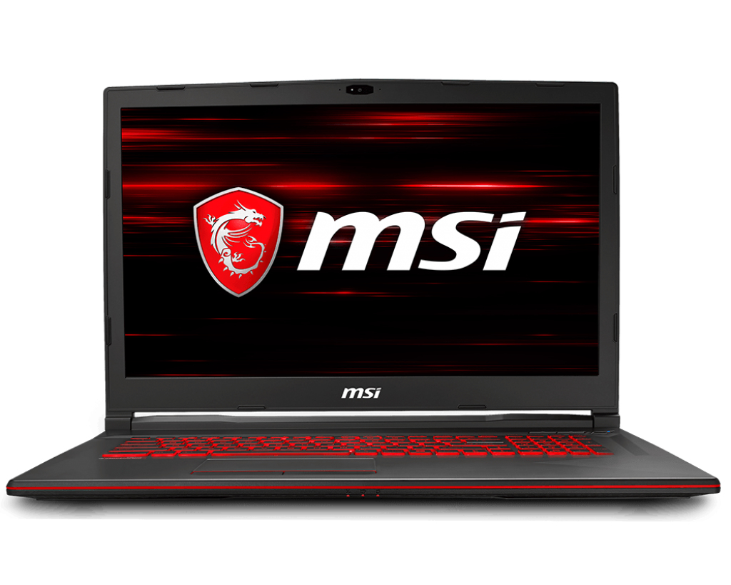 MSI Gaming GL73 8RD 2.2GHz i7-8750H 17.3 Inch Black Notebook