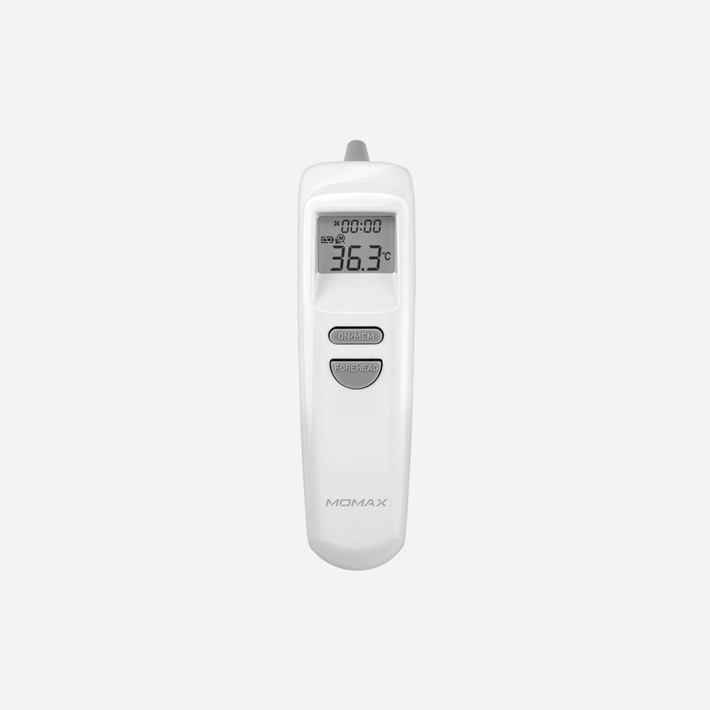 Momax 1-Health Forehead/ Ear Thermometer