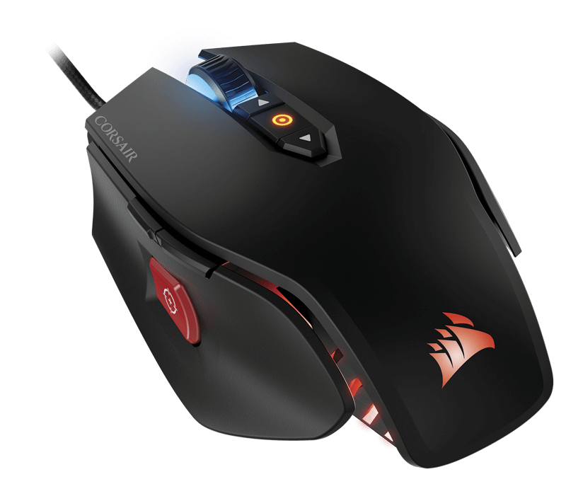 Corsair M65 Pro RGB Black Gaming Mouse
