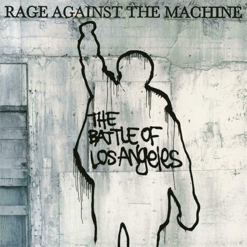 The Battle of Los Angeles [Reissue]