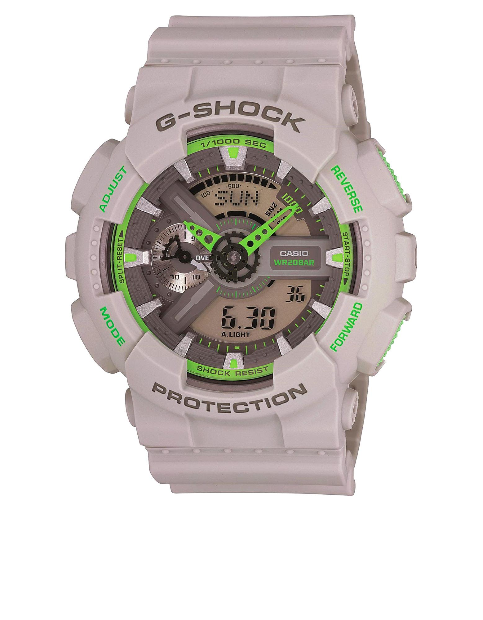 Casio GA-110TS-8A3DR G-Shock Analog/Digital Watch