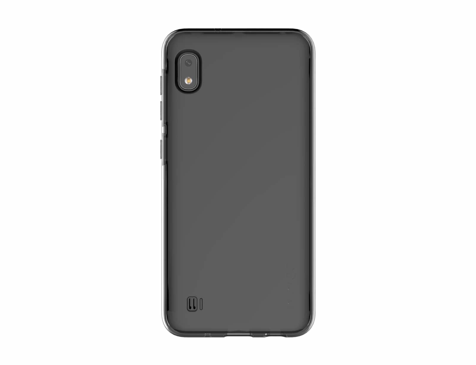 Samsung Smapp Back Cover Black for Galaxy A10