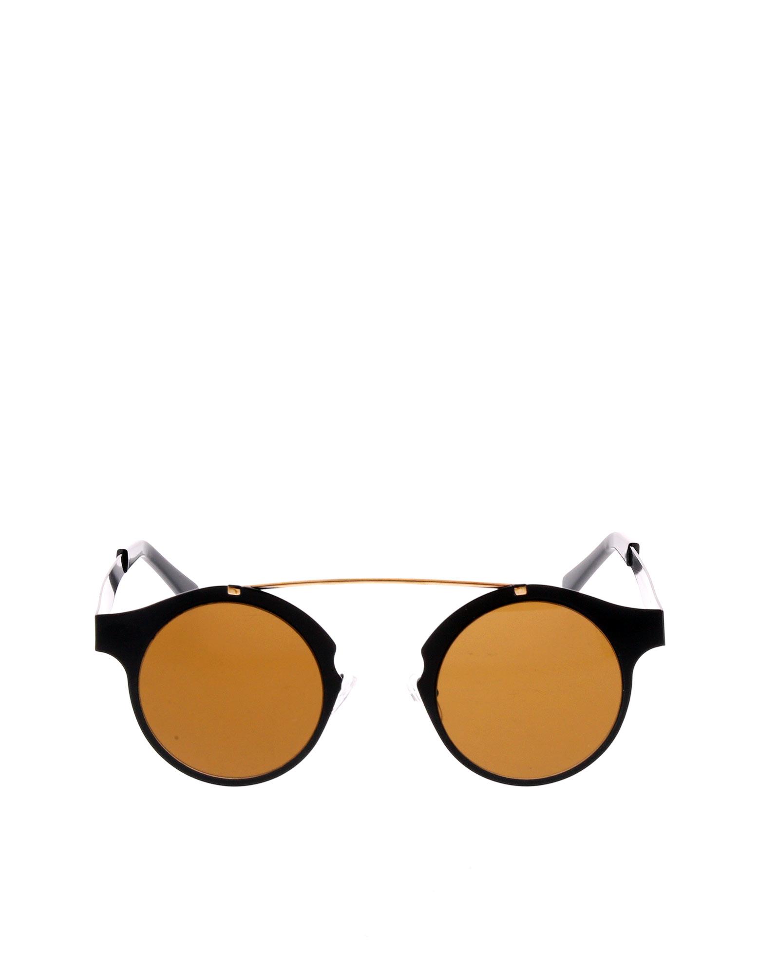 Spitfire Uk Intergalactic Black/Gold/Brown Sunglasses