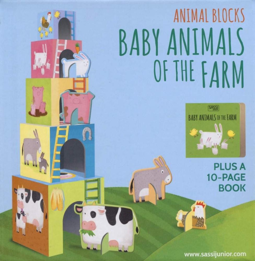 Baby Animals of the Farm