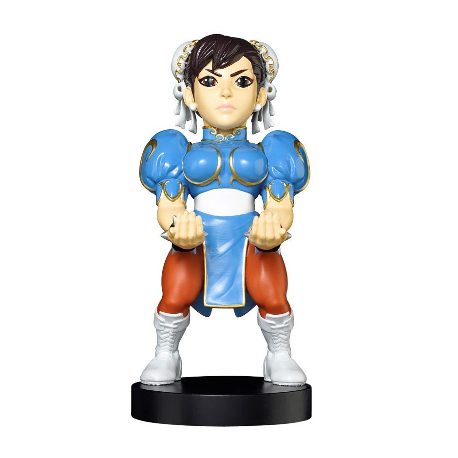 Exquisite Gaming Cable Guy Chun Li Phone/Controller Holder