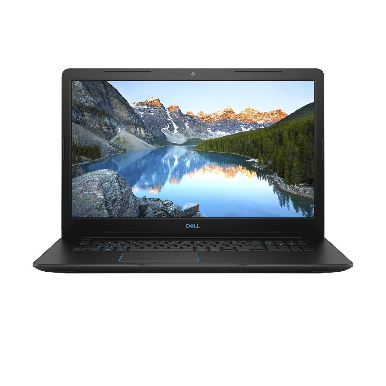 "Dell G3 Gaming Laptop i7-9750H/16 GB/1 TB HDD + 256 GB SSD/NVIDIA GeForce GTX 1650 4 GB/15.6"" FHD/60Hz Refresh Rate/Windows 10/Black"