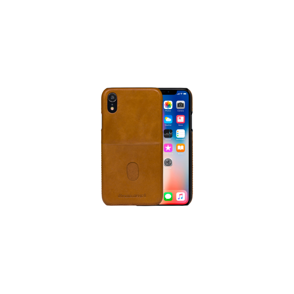dbramante1972 Tune CC Case Tan for iPhone XR