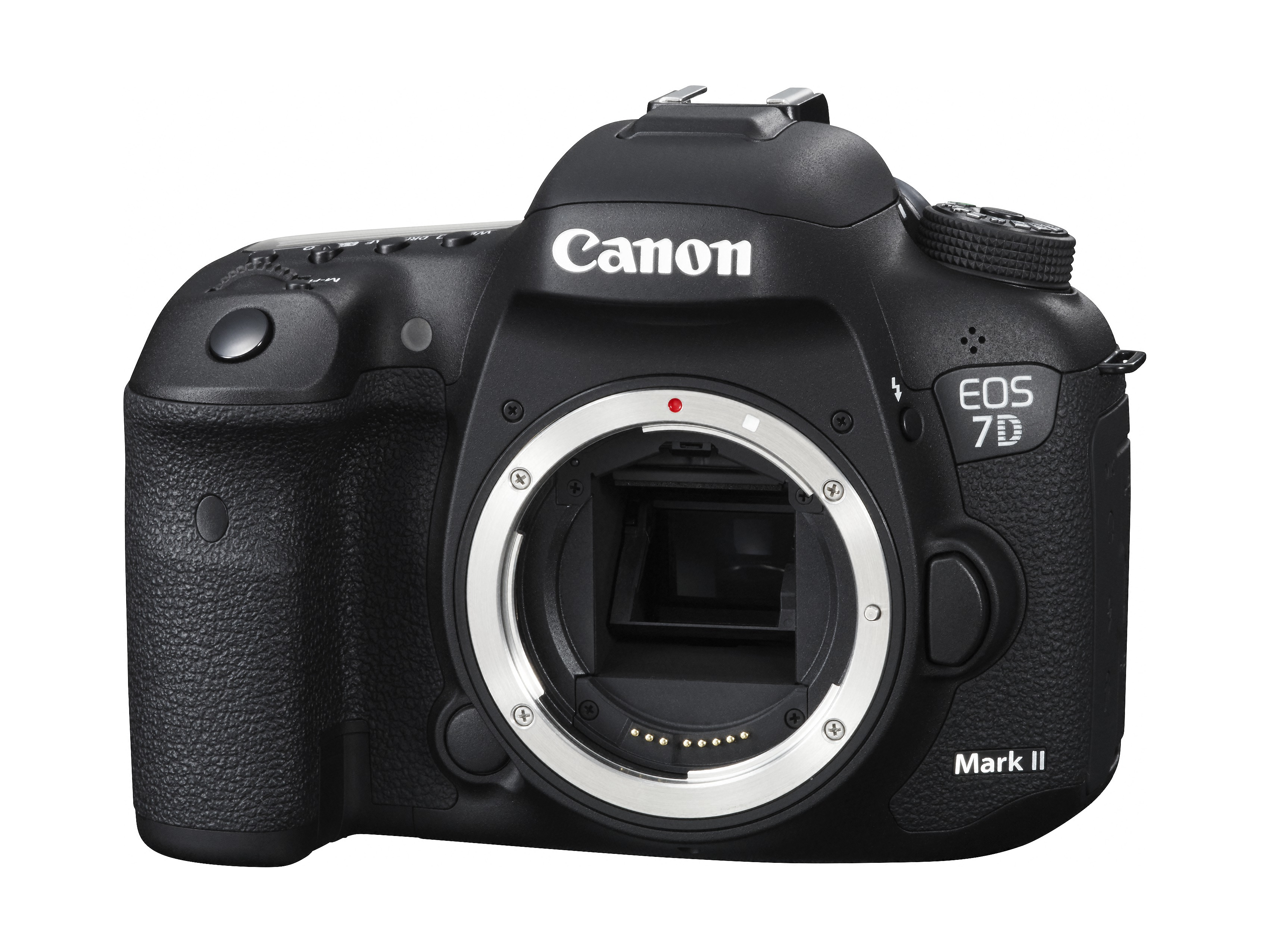 Canon EOS 7D Mark II DSLR Camera + W-E1 Wi-Fi Adapter + 16GB CF Card + Case