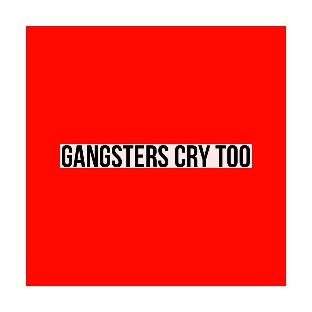 Three Monkeys Concepts Gangsters Cry Sticker