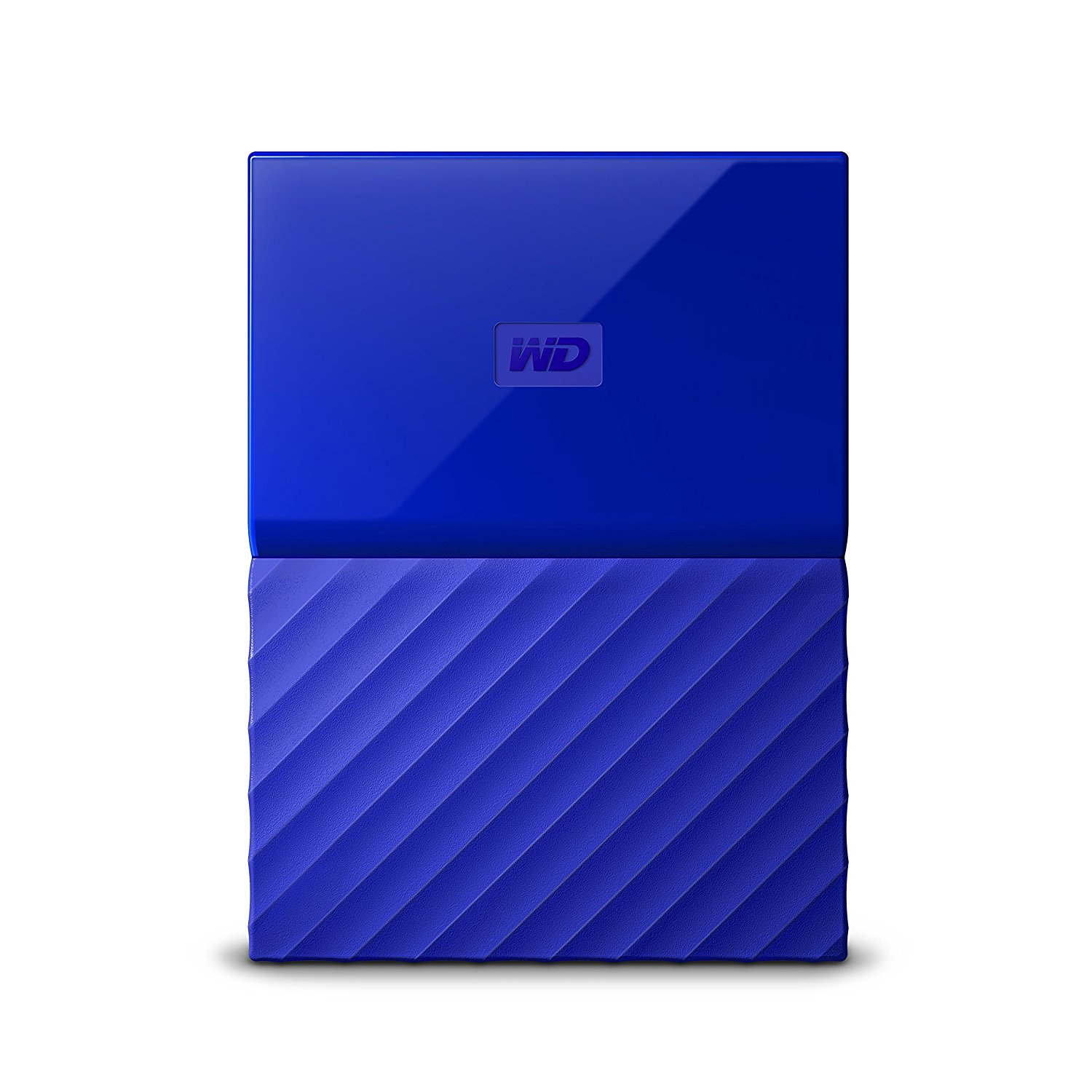 Western Digital My Passport 2TB Blue External Hard Drive