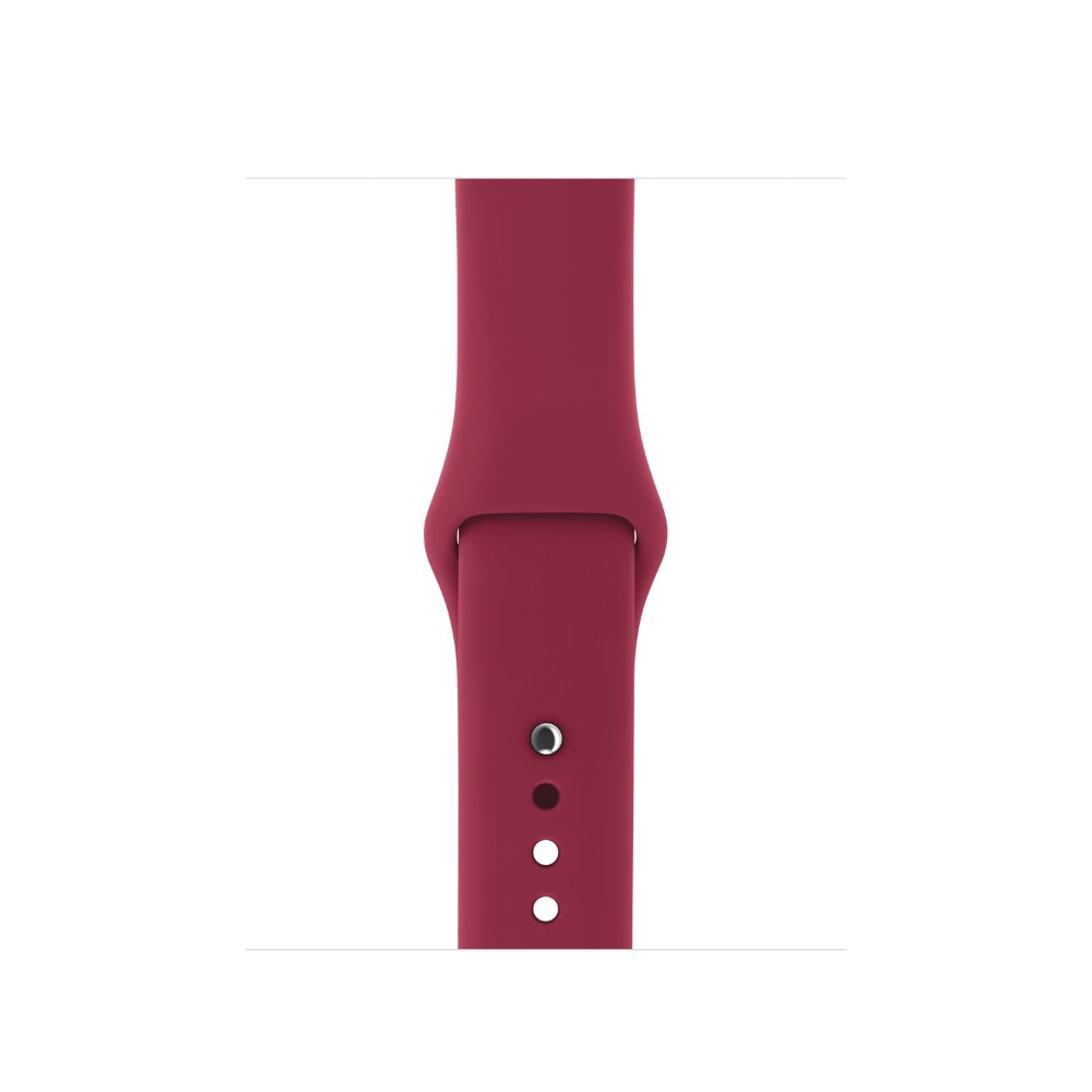 Apple Rose Red Sport Band S/M & M/L for Apple Watch 38mm