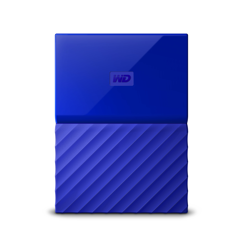Western Digital 1TB My Passport Blue