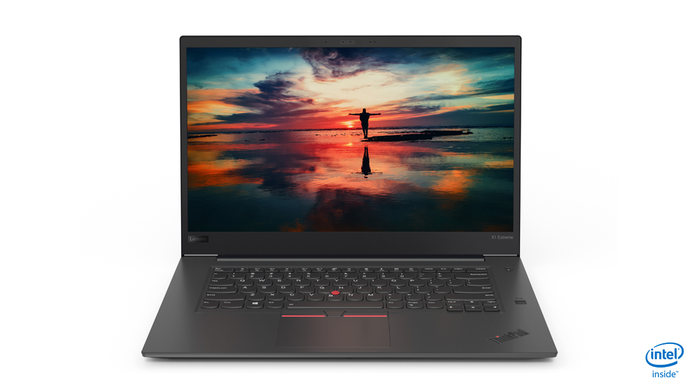 "Lenovo ThinkPad X1 Extreme i7-8750H 2.2GHz/32GB/1TB SSD/GeForce GTX 1050 Ti 4GB/15.6"" HDR 4K Touch/Windows 10 Pro"