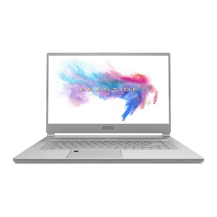 MSI P65 Creator 9SD Notebook PC i7-9750H/16GB/1TB SSD/Nvidia Geforce GTX 1660 TI Max Q 6Gb/15.6 FHD/60Hz/Windows 10 Pro