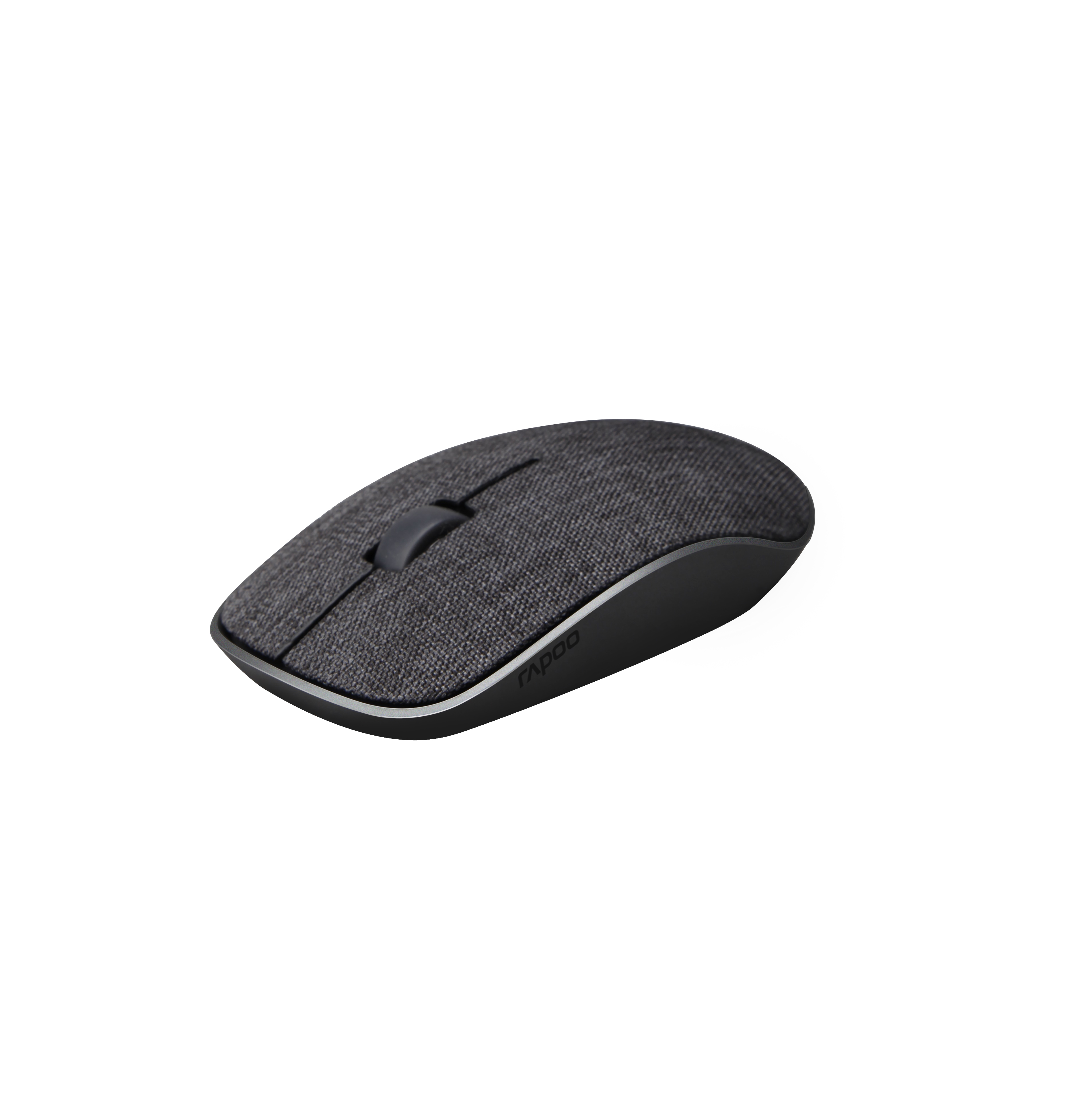 Rapoo Fabric 3510 Plus Black Wireless Mouse