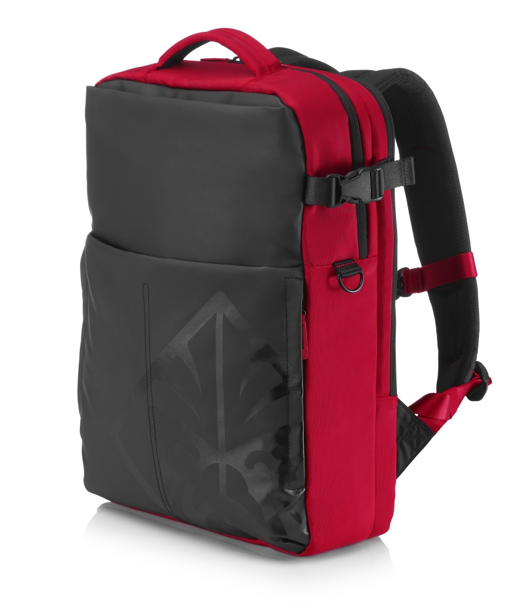 HP OMEN 17.3 Inch Black/Red Gaming Backpack
