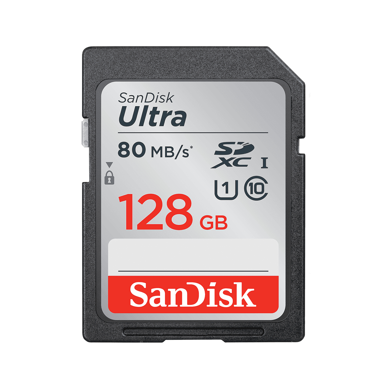 Sandisk Ultra 128GB SDXC Memory Card 100MB/s Class 10 UHS-I