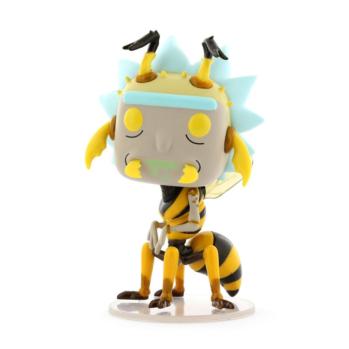 Funko Pop Animation Rick & Morty Wasp Rick Vinyl Figure