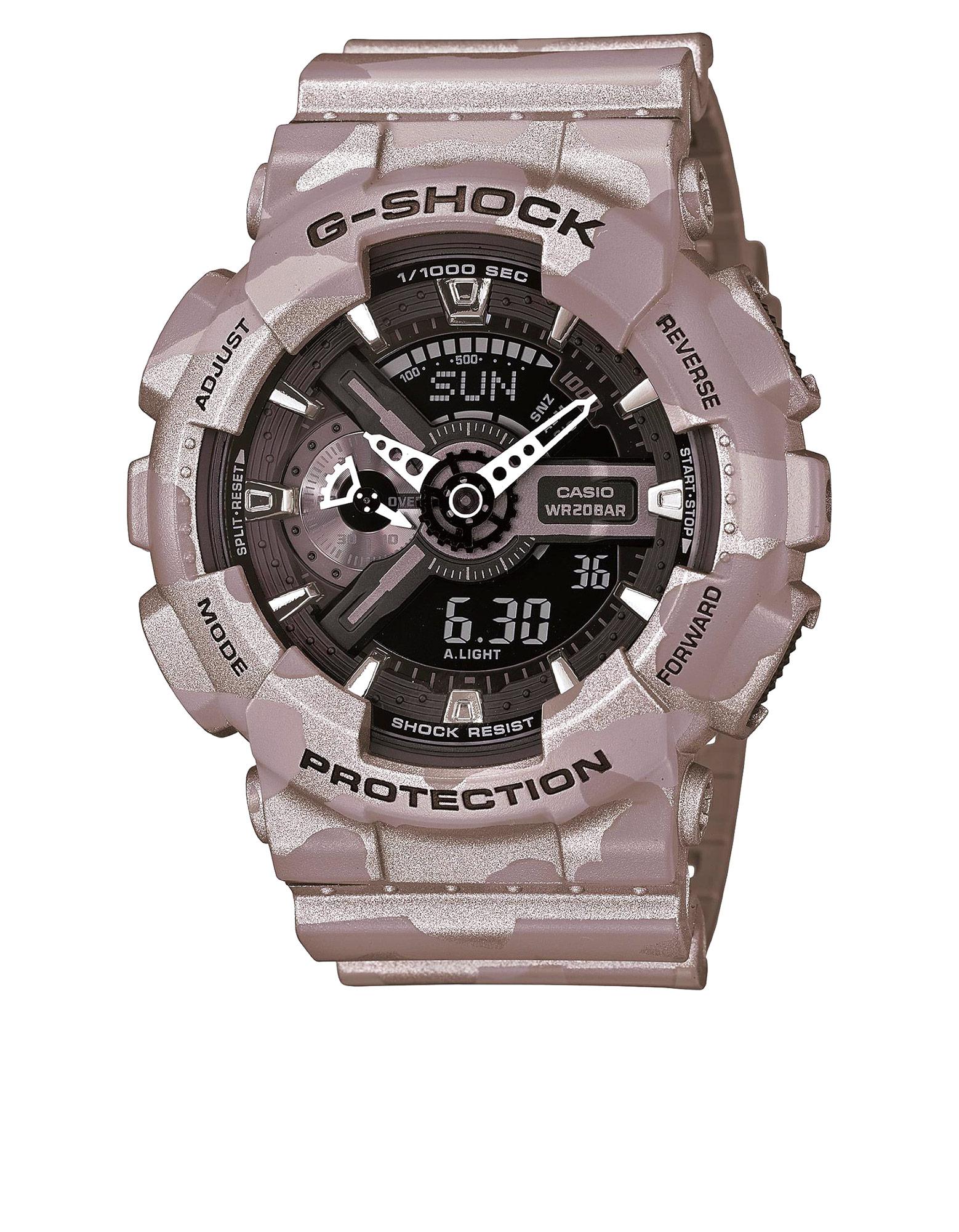 Casio GA-110CM-8A G-Shock Analog/Digital Watch