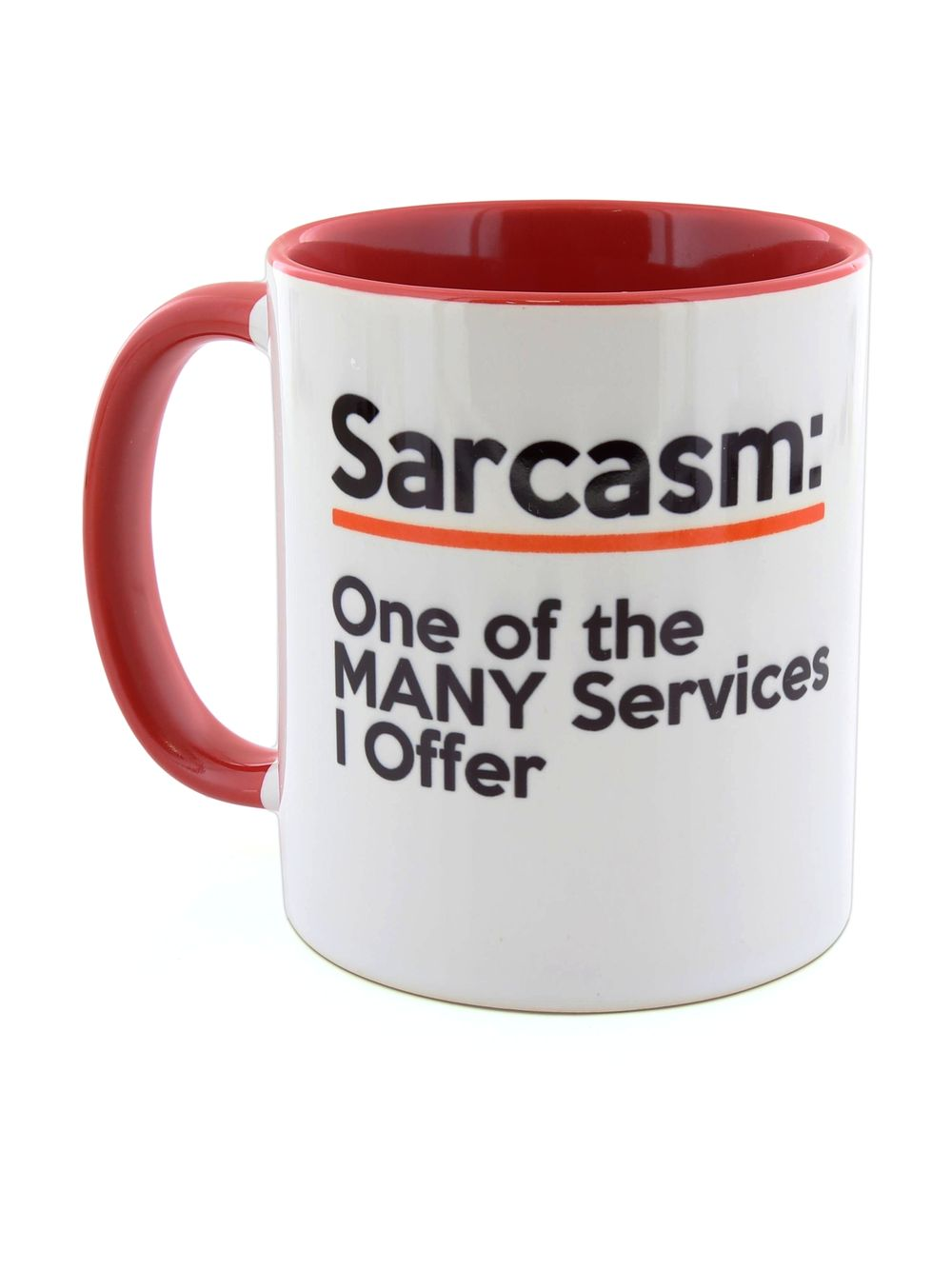 I Want It Now Services Mug