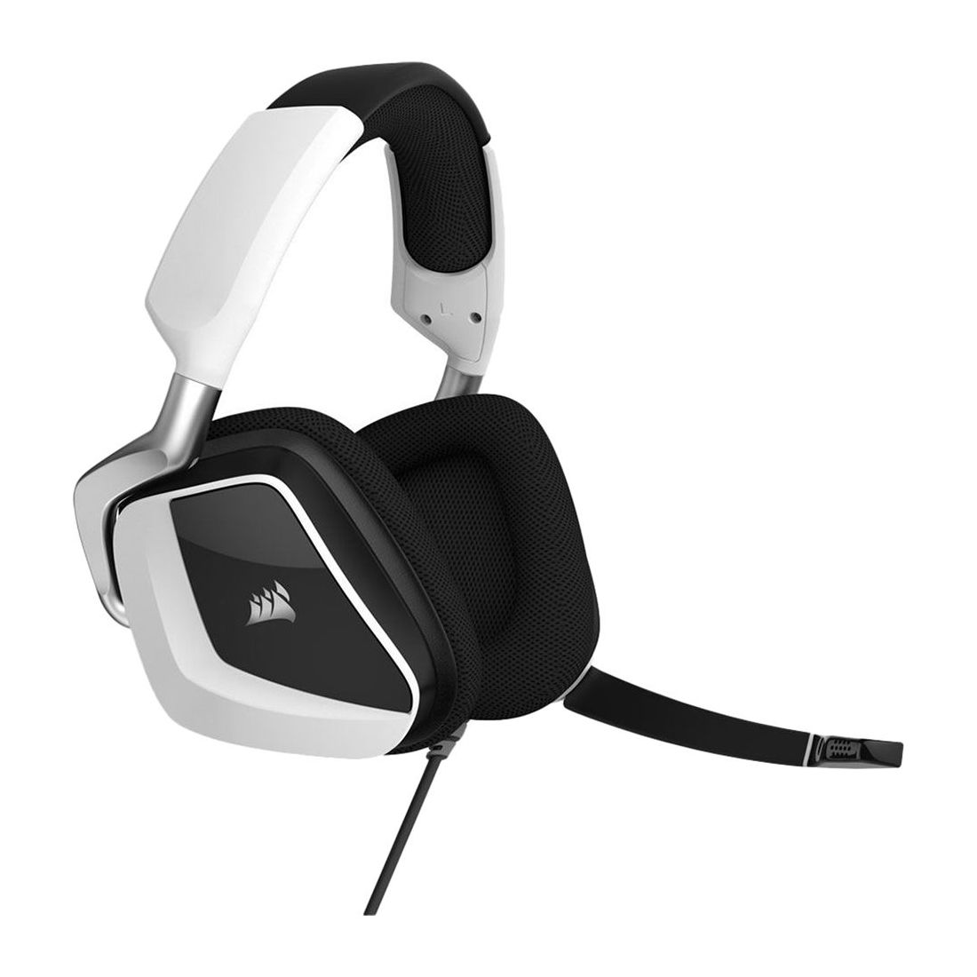 Corsair Void RGB Elite USB White Gaming Headset