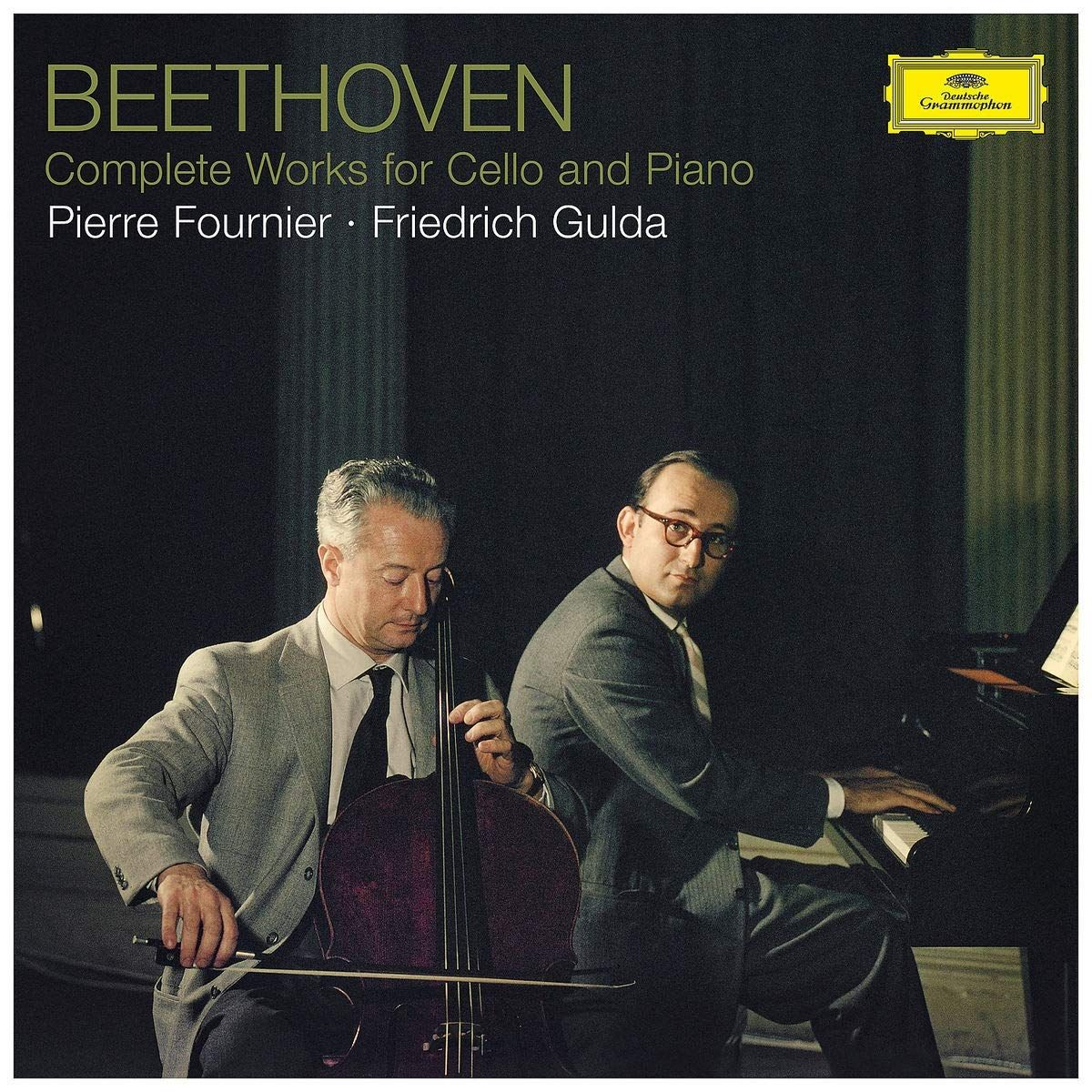 Beethoven: Complete Works for Cello & Piano [Limited Edition]