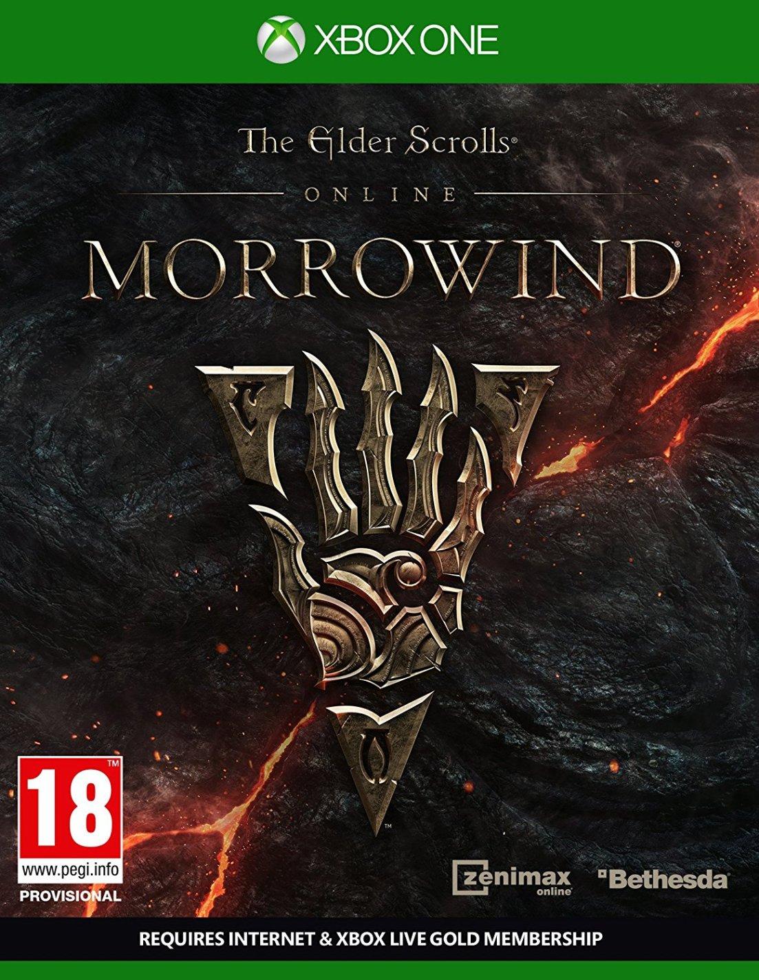 The Elder Scrolls: Online - Morrowind