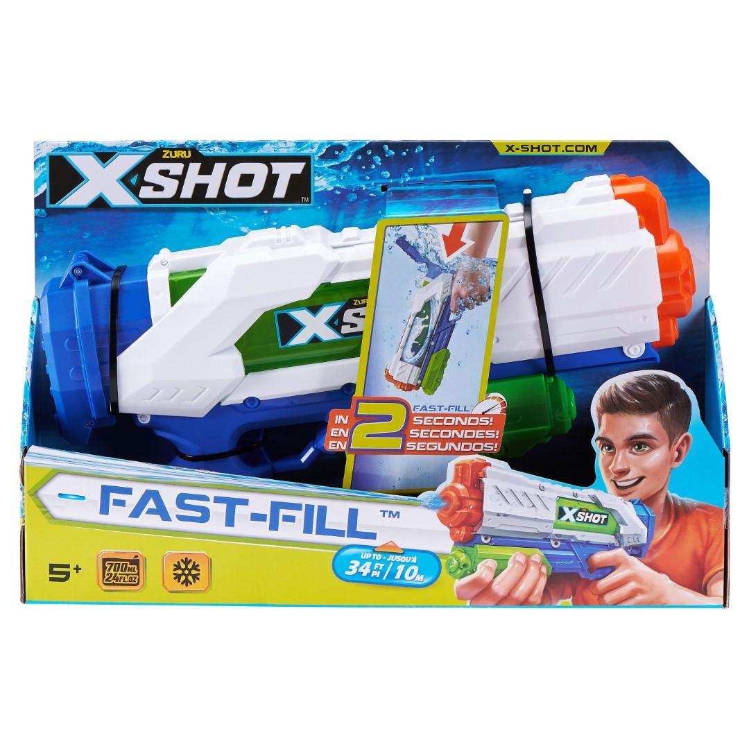 X-Shot Water Warfare Fast Fill Water Blaster