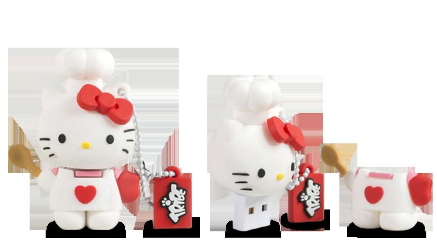 Tribe Hello Kitty Cook 8GB USB Flash Drive