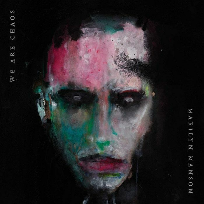 We Are Chaos Limited Ed   Marilyn Manson