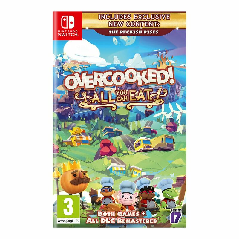 Overcooked All You Can Eat - Nintendo Switch