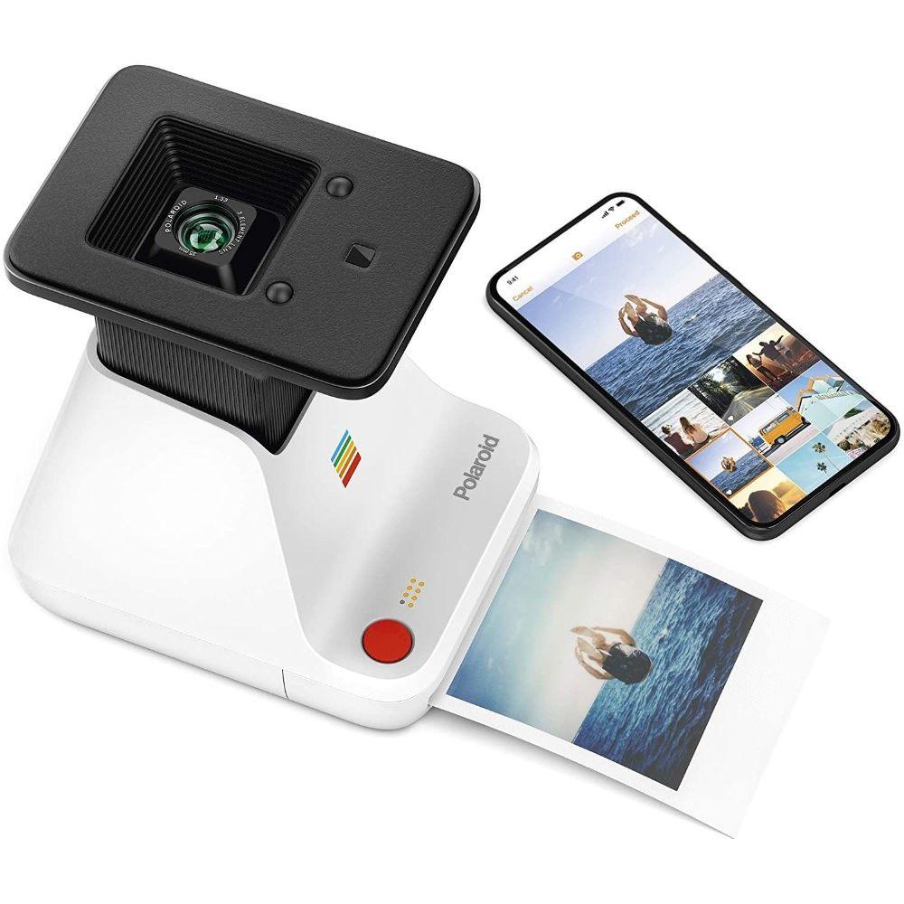 - Polaroid Everything Box Starter Kit [Digital to Analog Polaroid Photo Printer]