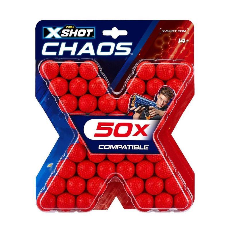 X-Shot Chaos Dart Refills [50 Darts]