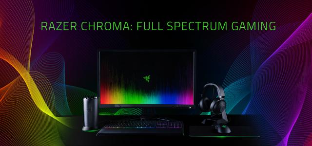 Razer Chroma: Full Spectrum Gaming