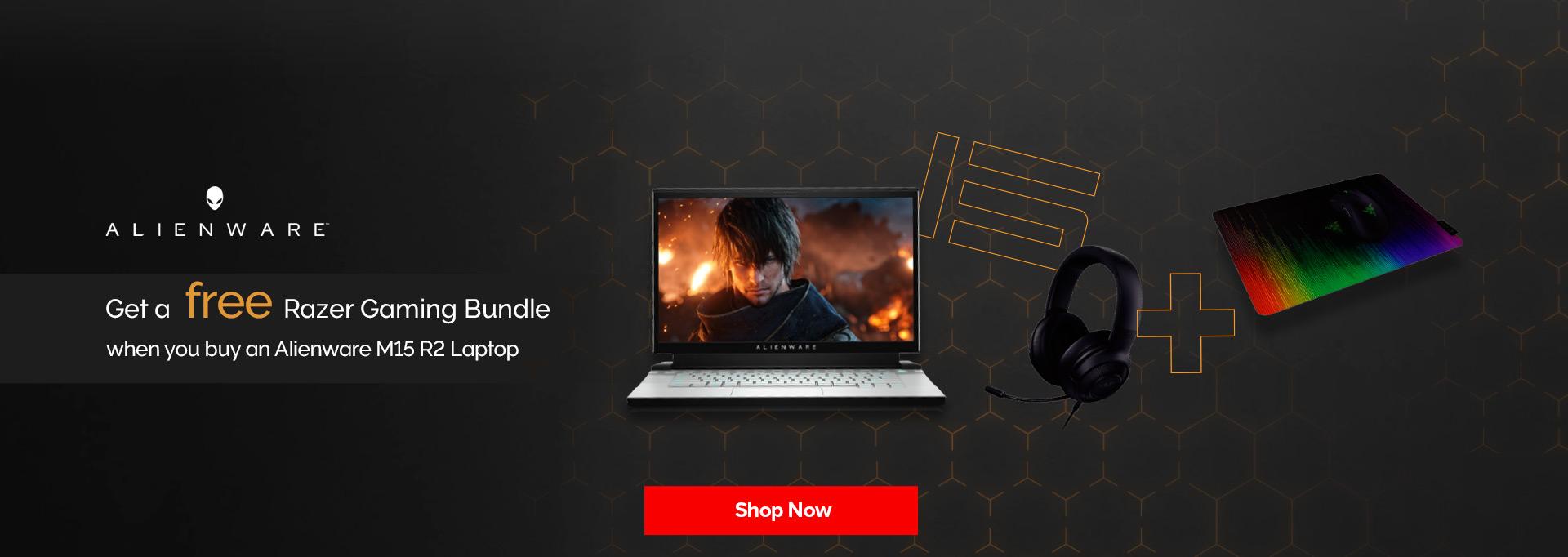 Alienware Promo