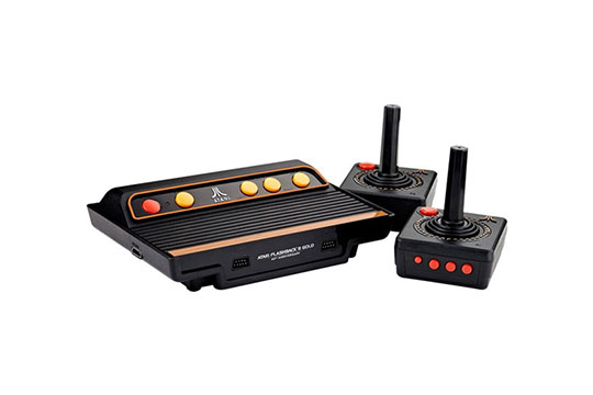The Atari Flashback 8 Gold