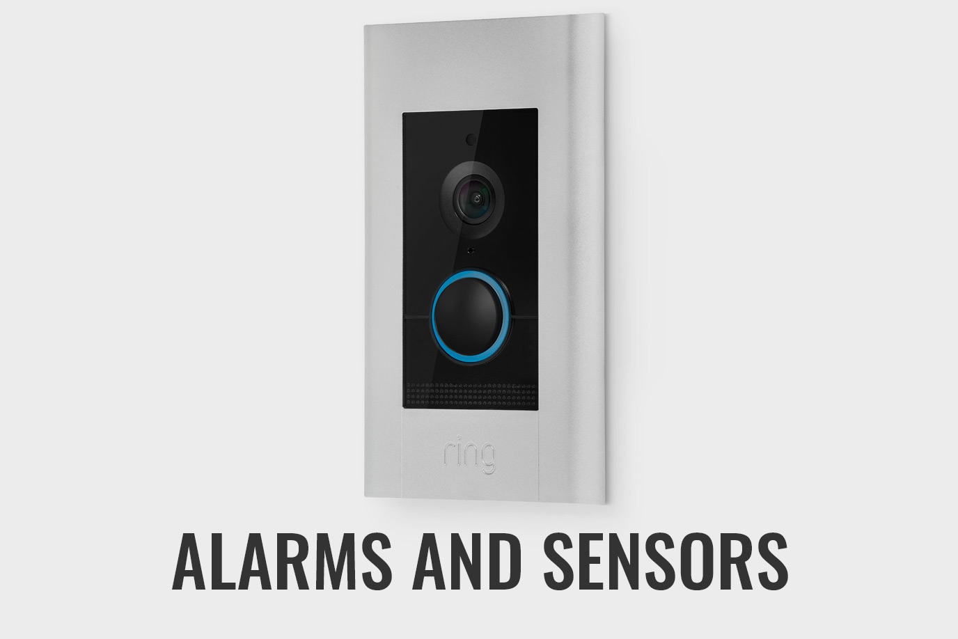 Alarms and sensors