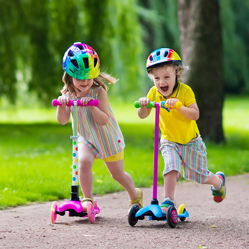 Scooters & Outdoor Toys