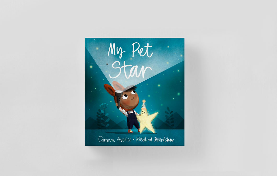 My Pet Star by Corrine Averiss